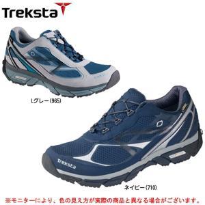 Treksta(トレクスタ)ハンズフリー103 GTX(EBK552)ウォーキングシューズ アウトドア トレーニング 3E相当 ユニセックス mizushimasports