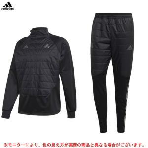 adidas(アディダス)TAN テックウォームピステ パンツ 上下セット(IPB27/IPB61)サッカー トレーニング ウェア ジャケット パンツ メンズ ミズシマスポーツ株式会社