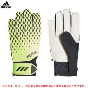 adidas(アディダス)プレデター トレーニンググローブ ジュニア(IRI38)フットボール サッカー ゴールキーパー キーパー手袋 GK 手袋 ジュニア キッズ|ミズシマスポーツ株式会社