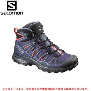 SALOMON(サロモン)X ULTRA MID 2 GTX W(L39039900)トレッキング ...