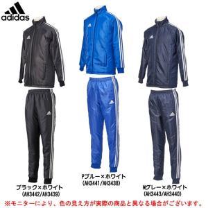 adidas(アディダス)SHADOW ウォーマー 上下セット(LKF98/LKF99)サッカー フットボール トレーニング メンズ|mizushimasports