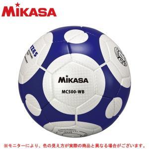 3b60d22f35043e 【訳あり】MIKASA(ミカサ)サッカーボール 検定球 5号球(MC500WB)サッカー フットボール アウトレット