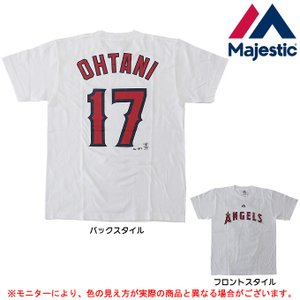 MAJESTIC(マジェスティック)大谷翔平 ロサンゼルス エンゼルス Tシャツ(MM08ANG00...