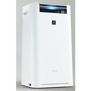 【送料無料】シャープ 加湿空気清浄機 KI-GS70-W 高...