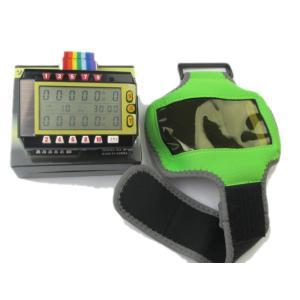ゲートボールカウンターセット サンパワースコアー(ソーラータイプ)&専用ケース付き