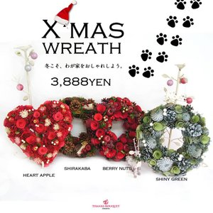 クリスマスリース おしゃれ 玄関 直径30cm 冬 インテリア 雑貨 壁掛け クリスマス雑貨 飾り付け オーナメント|mizutomo