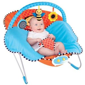 【商品説明】 Sassy Cuddle Bug Bouncer, Whimsical Bumble ...