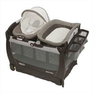 ★新生児用ベッドは取り外してバウンサーとして使えます♪  ★音楽とナチュラルサウンドで赤ちゃんを楽し...
