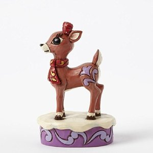 Jim Shore for Enesco Rudolph Traditions by Clarice...