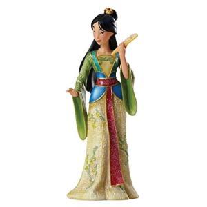 Jim Shore for Enesco Disney Showcase Mulan Couture...