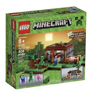 レゴ LEGO製 マインクラフト LEGO Minecraft 21115 The First Night /レゴ レゴブロック ブロック はじめての夜 マイクラ 送料無料|mj-market