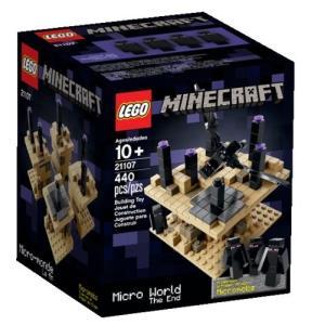 レゴ LEGO製 マインクラフト LEGO Minecraft Micro World - The End 21107 /レゴ レゴブロック ブロック ジ エンド マイクラ 送料無料|mj-market