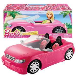 0c572622be バービー Barbie グラム コンバーチブル/車 オープンカー ピンク ラメ キラキラ シートベルト