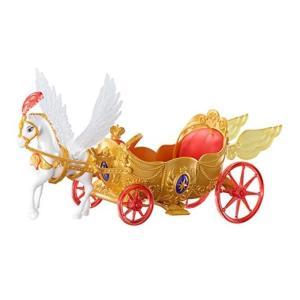 ディズニーアニメ ちいさなプリンセスソフィア プリンセスを輝かせる、ペガサスがひく四輪馬車♪ ペガサ...
