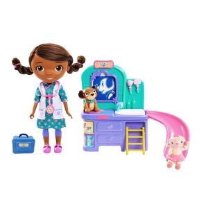 人気のディズニー アニメ 『ドックはおもちゃドクター』関連グッズ♪ 貴方もおもちゃのお医者さんに♪ペ...