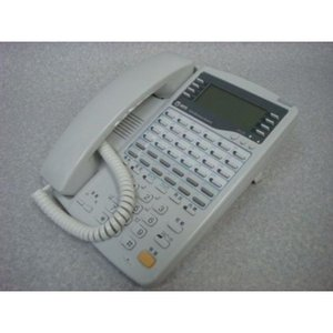 MBS-24LTEL-(1) NTT IX 24外線バス標準電話機 [オフィス用品] ビジネスフォン [オフィス用品] [オフィス用品] [の画像
