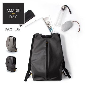 AMARIO DAY DP  メンズ レディース MacBook 13インチ対応 リュック アマリオ デイパック  父の日 親水性 送料無料(沖縄は+900円)|mjsoft