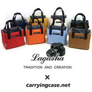 LAGASHA +Carryingcase.net  オプション カメラ用インナー(S)  ネコポス...