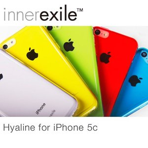 innerexile Hyaline for iPhone 5c (インナーエクサイル/ハイアリン)