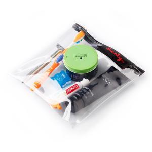 Henty Toiletry Bag (Small) ヘンティー トイレタリーバッグ Sサイズ 19cm x 19cm  安心の日本正規品|mjsoft
