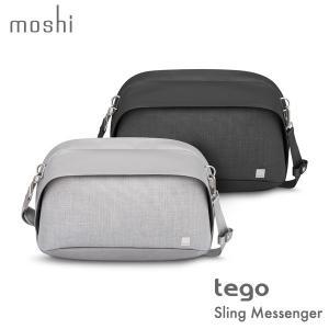 スキミング防止 スリングメッセンジャー テゴ モシ moshi Tego Sling Messenger メンズ ギフト 通学 通勤 送料無料(沖縄は+900円)|mjsoft