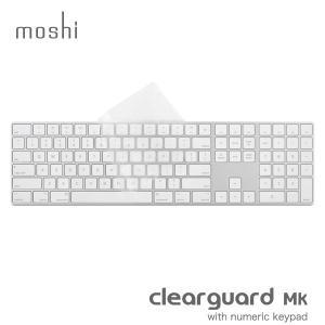 Apple Magic Keyboard 用 キーボードカバー 英語配列キーボード用 moshi C...