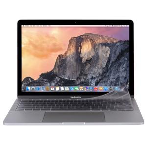 タッチバー非搭載 MacBook Pro 13 キーボードカバー moshi Clearguard ...