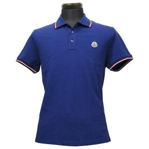 品番:091 8345600 84556 738 カラー:ブルー 仕様:左胸 ロゴワッペン付き 襟&...