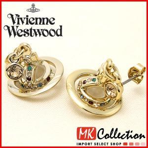 ヴィヴィアン ウエストウッド ピアス レディース Vivienne Westwood アクセサリー プチ オーブ 1467/14/01 mkcollection