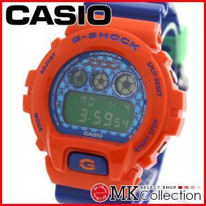 カシオ 腕時計 メンズ CASIO 時計 DW-6900SC-4