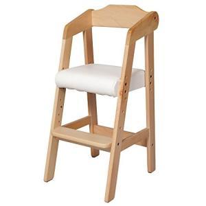キッズチェア 木製椅子 ハイチェア 3段階調節...の関連商品7