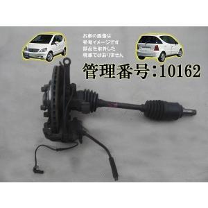 H14 ベンツ Aクラス GH-168033 2WD 左フロント足回り mkparts-2000