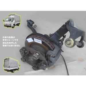 H18 アトラス AKR81E 2WD 左F足回り/左フロント足回り|mkparts-2000