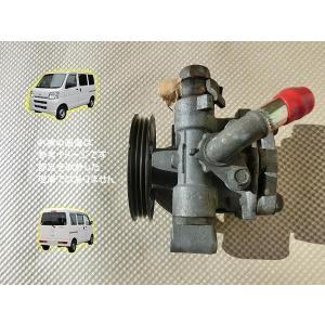 H17 ハイゼット S320V/S300系 パワステポンプ/PSポンプ mkparts-2000