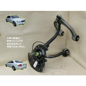 H15 ベンツ Sクラス GH-220176 2WD 左フロント足回 mkparts-2000