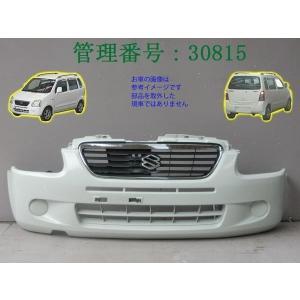 H11 ワゴンRプラス MA63S Fバンパー|mkparts-2000