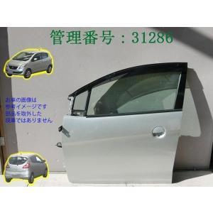 H19 セルボ HG21S Z2S/シルバー/銀 助手席ドア/左前ドア|mkparts-2000