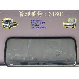 H20 ファイター PDG-FK61F M213 リアガラス/Rrガラス|mkparts-2000