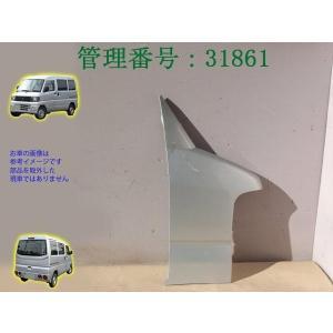 H16 ミニキャブ U61V/U62V/U71V A69/銀 右コーナーパネル|mkparts-2000