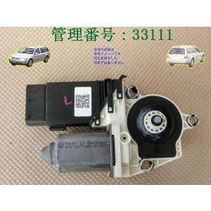 H14 ワーゲンゴルフ GF-1JAPK 助手席ドアレギュレーターモーター mkparts-2000