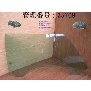 H21 ミニクーパー ABA-MF16 M24100 右Fドアガラス mkparts-2000