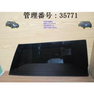 H21 ミニクーパー ABA-MF16 M23100 右クォーターガラス mkparts-2000