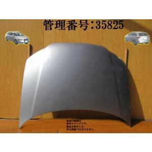 H16 アウディA3 GH-8PBMJF シルバー/銀 ボンネットフード|mkparts-2000