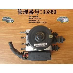 H16 アウディA3 GH-8PBMJF ABSアクチュエーター/ABSセンサー|mkparts-2000