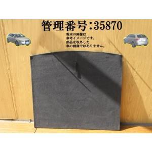 H16 アウディA3 GH-8PBMJF スペアタイヤカバー/ラゲッジカバー|mkparts-2000