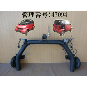 H15 スマート フォーツー 2WD リアアクスルビーム mkparts-2000