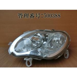 H15 スマートフォーツー 左ヘッドライト/左ヘッドランプ/左ヘッドレンズ mkparts-2000