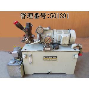 DAIKIN/ダイキン 200V/50/60hz ピストンポンプ/1RX-80/オイルユニット/油圧ユニット/T480435A/モーターポンプ/M15AIX-I-40/バルブボディ付 mkparts-2000