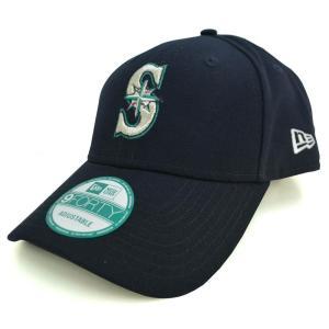 MLB マリナーズ キャップ/帽子 ゲーム ニューエラ Pinch Hitter キャップ|mlbshop