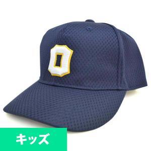 阪神タイガース グッズ キッズキャップ/帽子 2015 復刻 1948-49 ミズノ|mlbshop